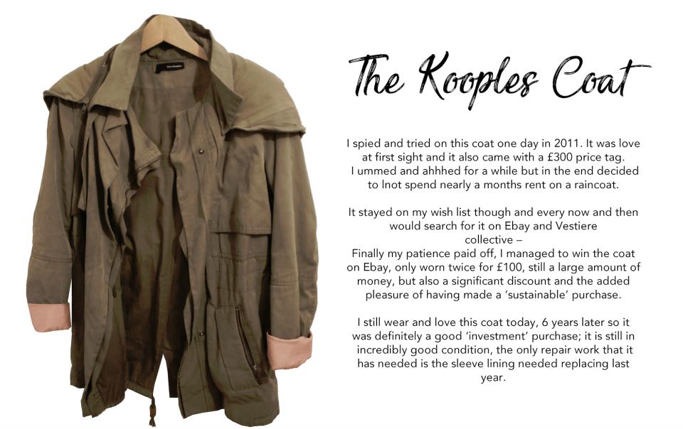 The Kooples parka