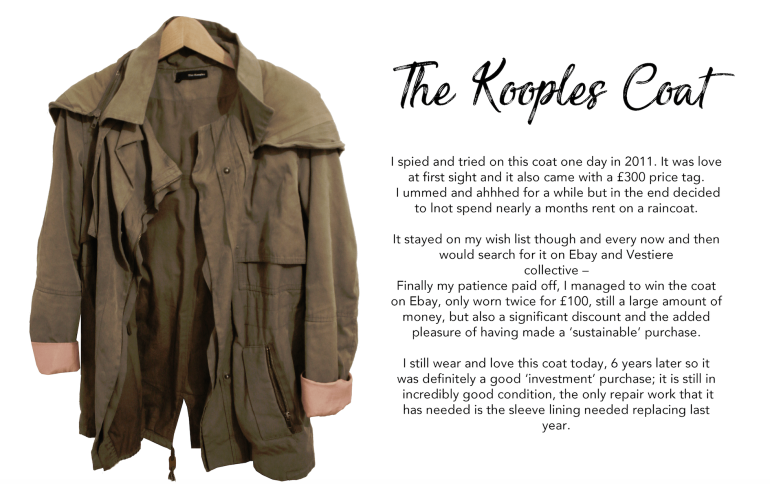 The Kooples parka