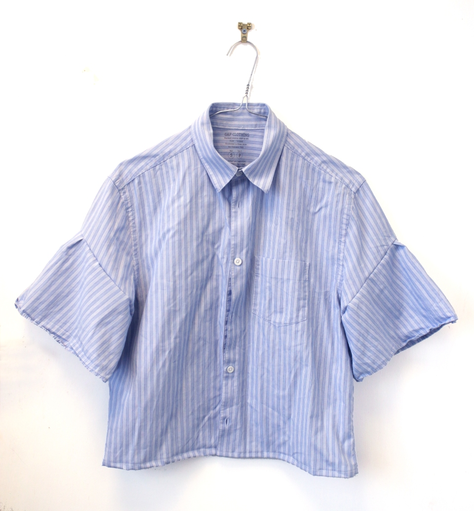 DIY shirt final item